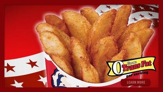 Top Secret KFC Recipes: KFC Potato Wedges Recipe Kfc Fried Potato Wedges