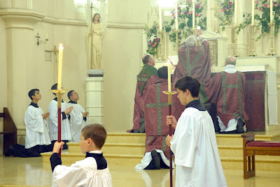 Latin Mass in Melbourne