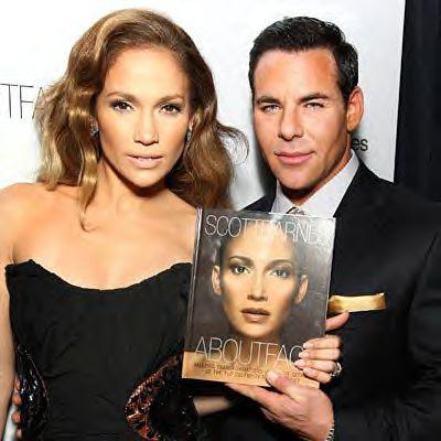 Beautytiptoday com: Jennifer Lopez At Scott Barnes' Book
