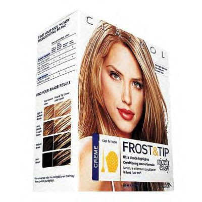 Summer Time Means Clairol Frost Tip And Hairpainting