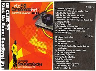 Kiss Tha Game Goodbye Album 94