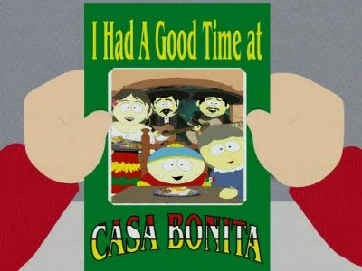 Image result for south park casa bonita cliff