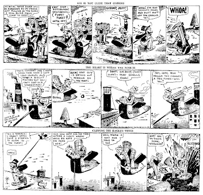 Yesterday's Papers: Mutt and Jeff