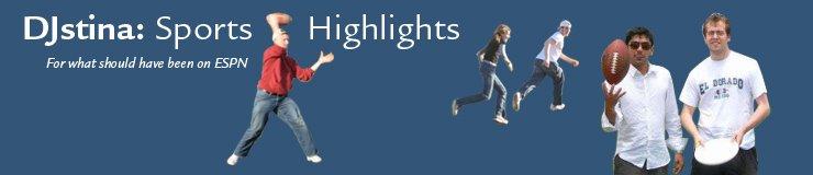 djstina: Sports Highlight Reels