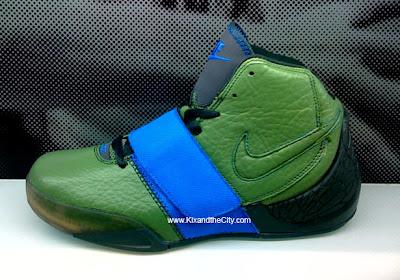 huge selection of aa837 5ad53 Ninja Turtles Nike Dunk Hoop