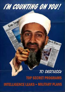 Osama's Counting On YOU, LA Times