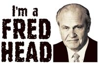 I'm a Fred Head