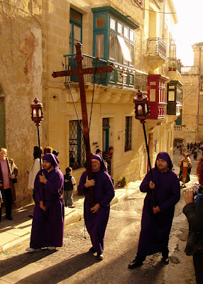 Good Friday 2007 - Malta by Antonio Caselli