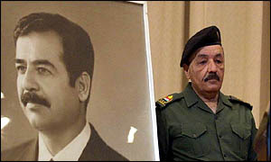 Taha Yasin Ramadán correrá la misma suerte que Sadam.