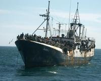 El Marine I navega sin rumbo fijo al igual que la política de Zapatero.