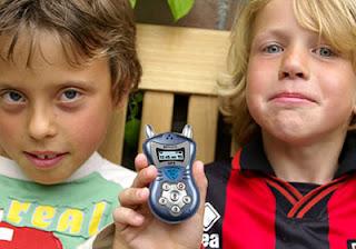 El uso del móvil se ha trasladado también entre los más jóvenes.