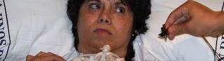 Inmaculada Echevarría ha visto cumplido su deseo de morir en paz dejando la polémica tras ella.