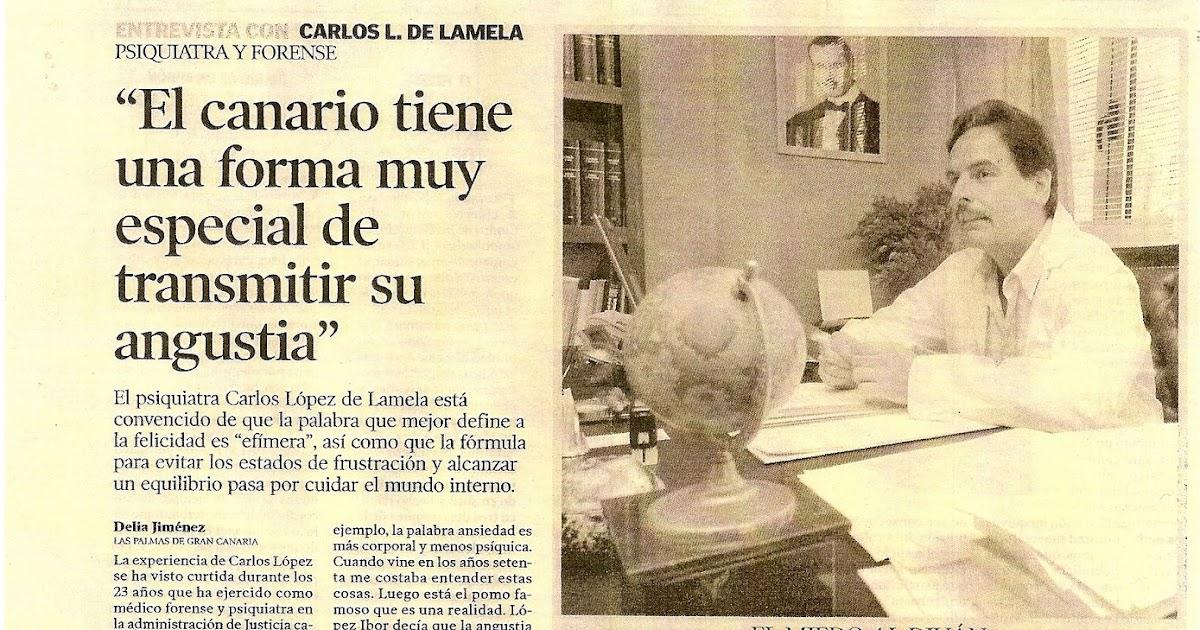 centro mdico tomas morales entrevista a dr carlos lpez de lamela velasco