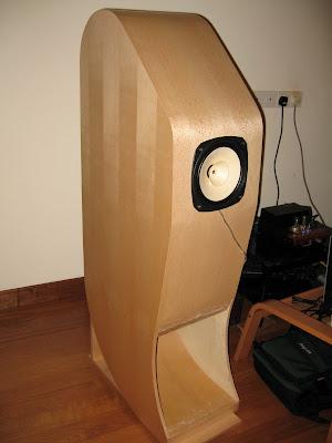 Jason s diy audio diy back loaded horn speakers blh fostex fe206e