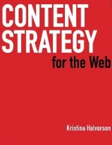 Content Strategy for the Web book cover