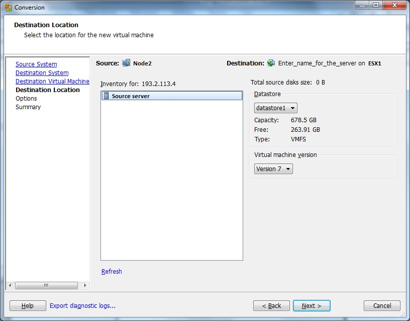 The vmware converter bootcd 4. 1. 1 download puzzle | vdicloud.