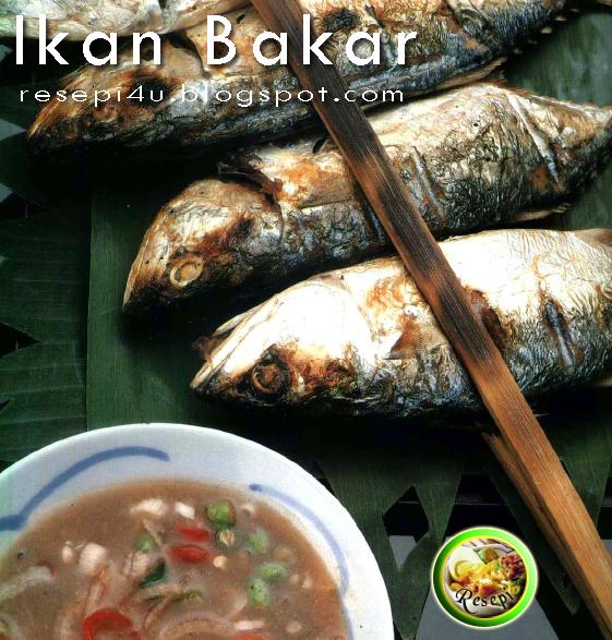 Ikan Hias Foto: masakan ikan bakar
