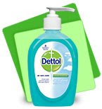 Dettol Sensitive Handwash