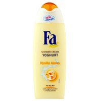 Fa Vanilla Honey Yoghurt Shower Gel