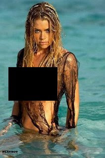 denise richards playboy pics