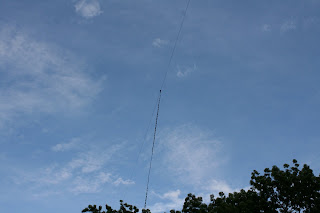 The ZS6BKW wire antenna | F4FHH Homepage