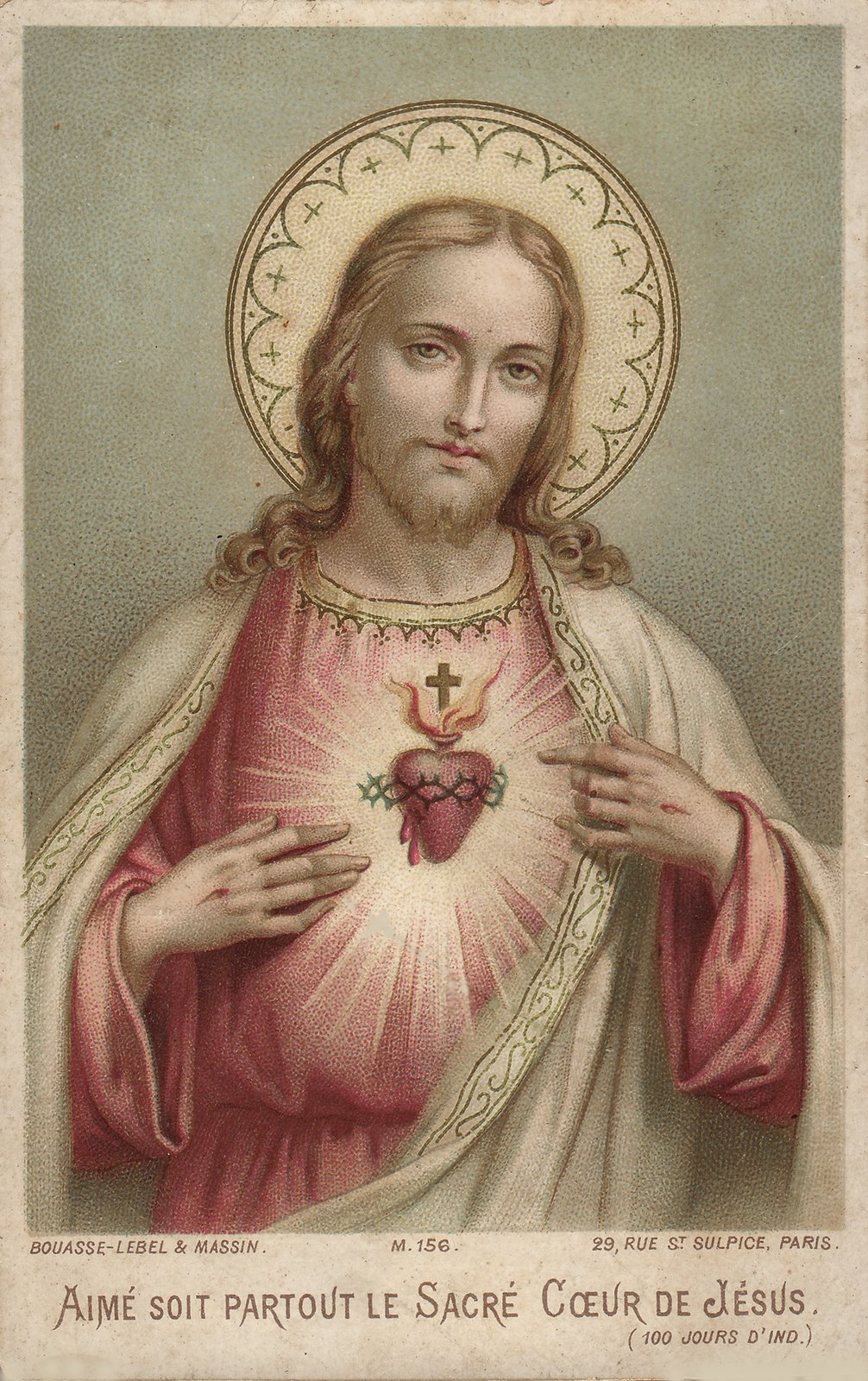 Sacred Heart With Key Tattoo Designs For Men