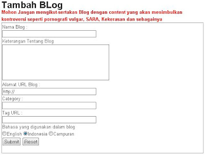 Jaringan Blogger Indonesia