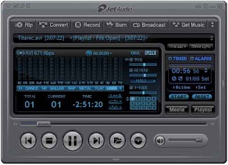 Jet Audio 8.0.5 Basic