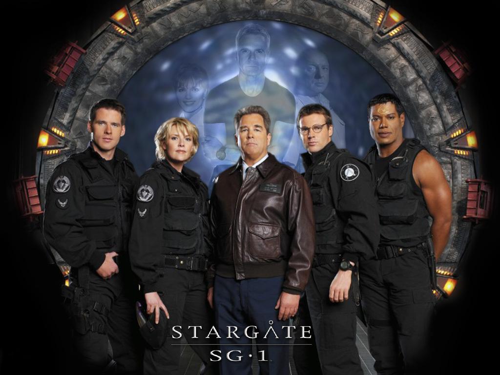 Dizi Tanıtım Stargate Sg1 Atlantis Universe