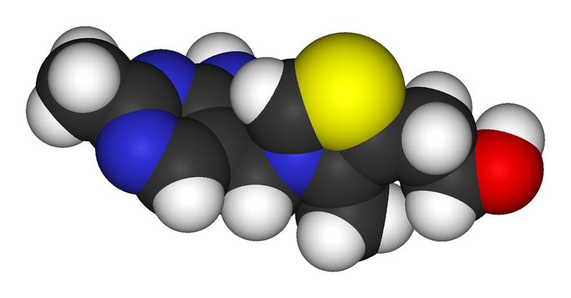 Bioquímica: TIAMINA B1