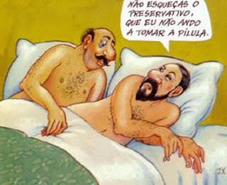 O português e a bicha 2