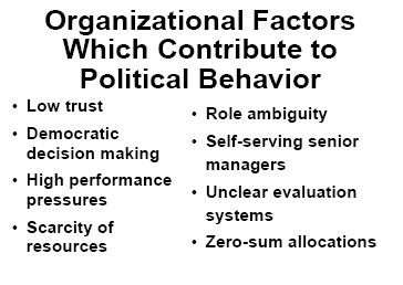 Innovation In Education: Organizational Factors Which