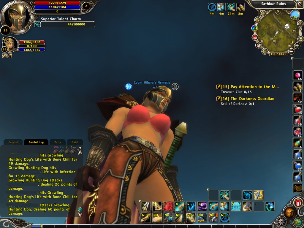 Play a World of Warcraft Clone for Free: Runes of Magic, a