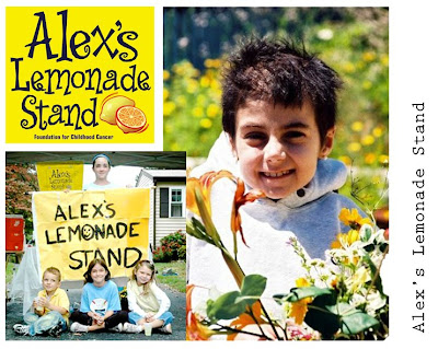 VOGLIO: Alex's Lemonade Stand