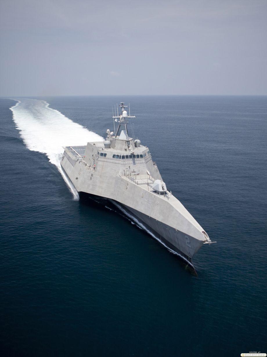 Freedom Harley Davidson >> USS Independence (LCS-2) Very Strange Boat for Coastal ...