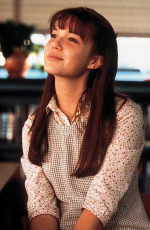 Jamie (Mandy Moore)su aspecto en la película