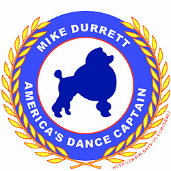 Mike Durrett: Americas Dance Captain