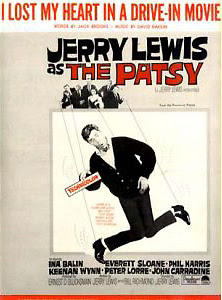 I Lost My Heart in a Drive-in Movie from The Patsy with Jerry Lewis.