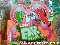 Candy Ear Wax