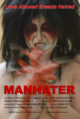 Manhater DVD