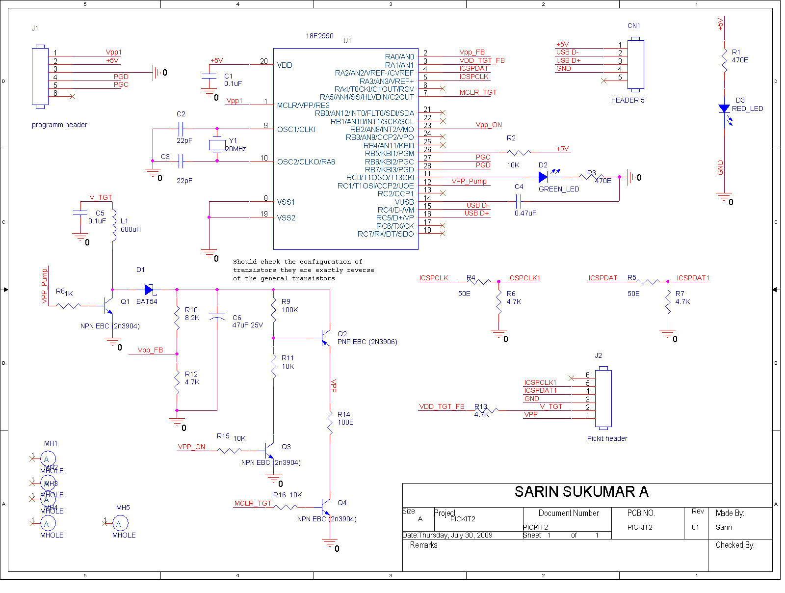pickit2 Pickit Clone Schematic on eeprom programmer schematic, camera schematic, ipad schematic, h bridge schematic, microcontroller schematic, avr schematic, usb schematic, blinking led schematic, eprom programmer schematic, breadboard schematic, arduino schematic,