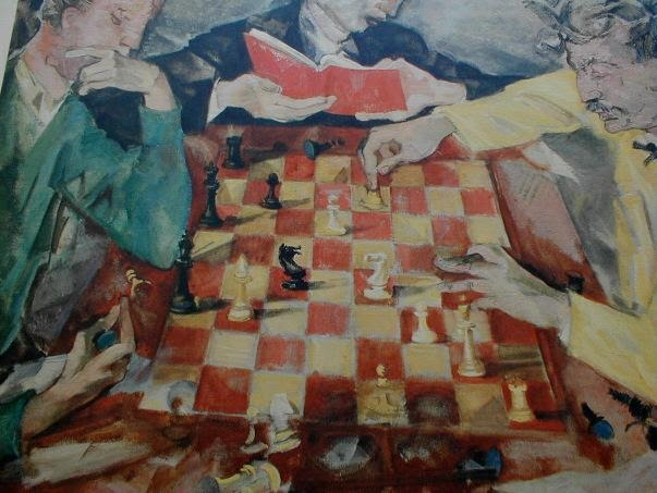 Touch Up Paint >> The Streatham & Brixton Chess Blog: Chess in Art ...