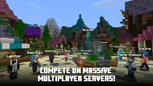 Apk for Minecraft: Pocket Edition Mod Apk Latest Verson 1.16.20.03