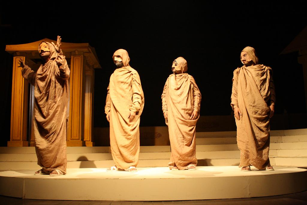 a misconception punishment of oedipus king Oedipus the king: summaries and commentaries lines 1-168 summary: as the play opens, oedipus, king of thebes, receives a group of citizens led.
