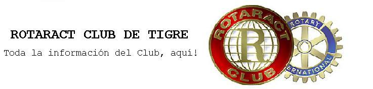 ROTARACT CLUB TIGRE