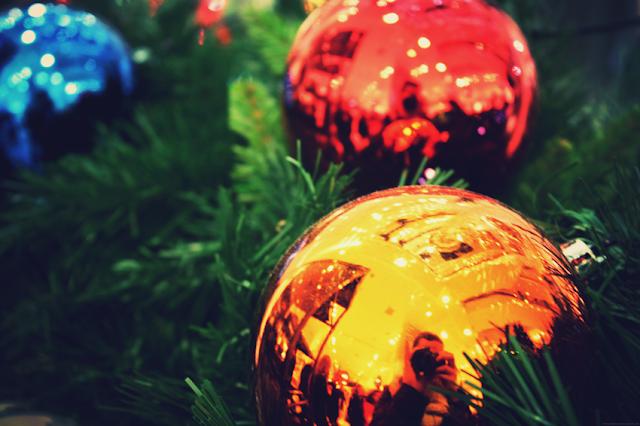 Christmas Shop chez Fortnum & Mason - Londres