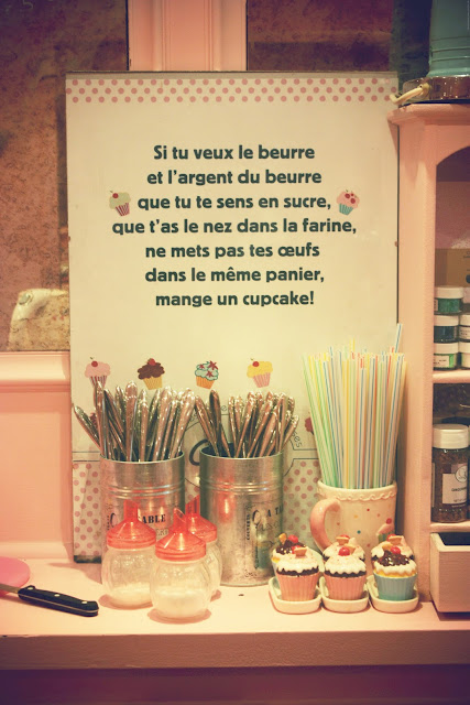 Chloé Cupcakes 40 rue Jean Baptiste Pigalle 75009 Paris