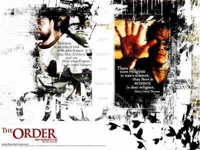 "wallpaper mythical themes. ""The Order"" features the same theme as ""The Crow"" - Souls which have no"