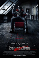 Sweeney Todd: El Barbero Demoniaco/Diabólico de la Calle Fleet