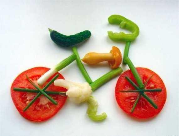 Recetas Divertidas Para Niños Decoración Con Verduras